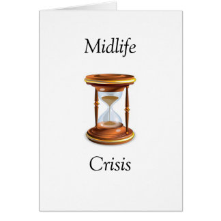 midlife crisis cards