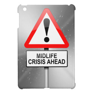 Midlife crisis warning. iPad mini case