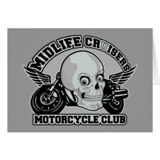 Midlife Cruisers MC custom cards