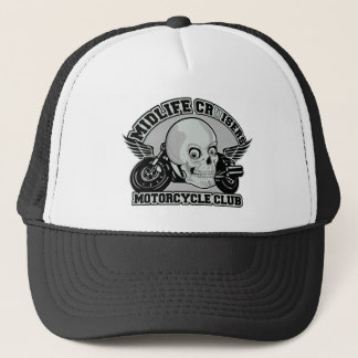 Midlife Cruisers MC custom hat