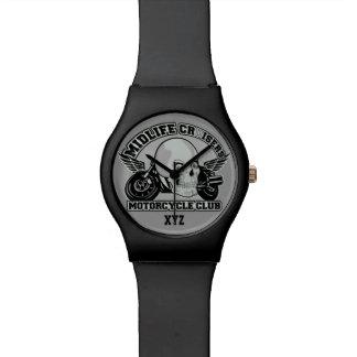 Midlife Cruisers MC custom watches