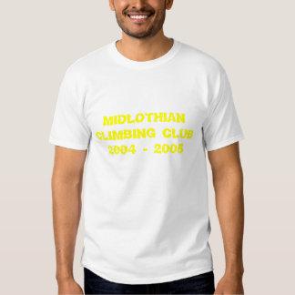 midlothian high school climbing club1 T-Shirt