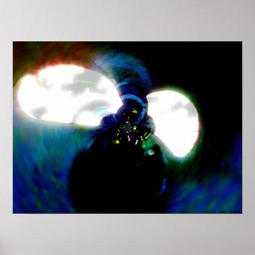 Midnight-Alien City #1 Poster