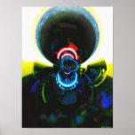 Midnight-Alien City #3 Poster