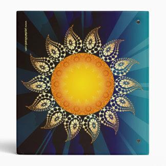 Midnight and Sunrise Celestial Binder