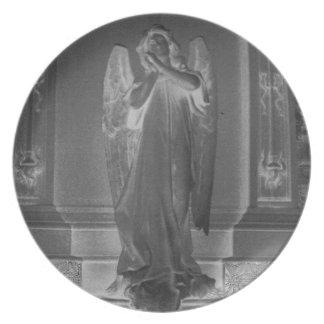 Midnight Angel Plate