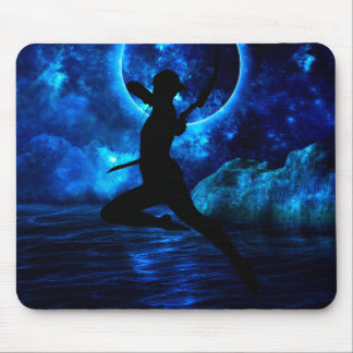 Midnight Archer Mouse Pad