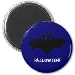 Midnight Bat Magnets