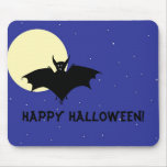 Midnight Bat Mouse Pads