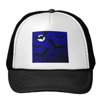 MIDNIGHT BATS TOO! ~ TRUCKER HAT