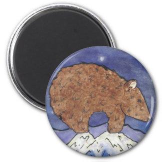Midnight Bear Magnet