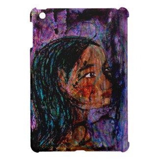 Midnight Beauty iPad Mini Case