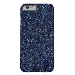 midnight blue glitter iPhone 6 case iPhone 6 Case