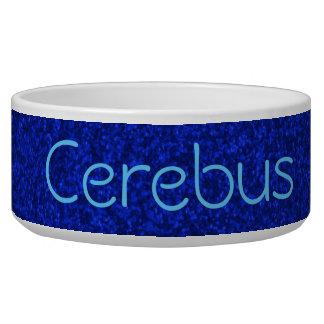 Midnight Blue Sparkly Bits Bowl