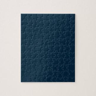 Midnight Blue Velvet Puzzle