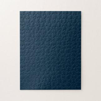 Midnight Blue Velvet Jigsaw Puzzle