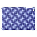 Midnight Blue Weave iPad Mini Cover