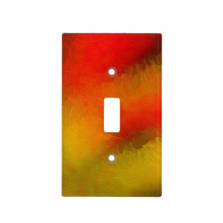 Midnight Bright Light Switch Cover