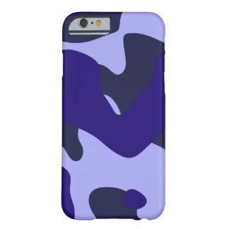Midnight Camouflage Digital Art Phone Case