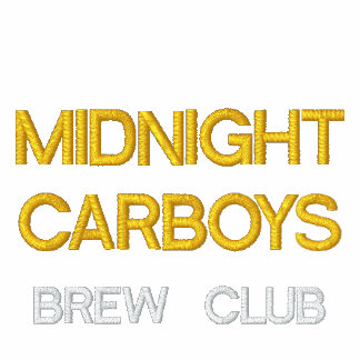 Midnight Carboys Embroidered Polo