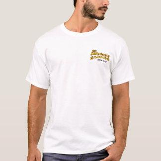 Midnight Carboys Left Chest Logo White T-Shirt