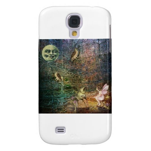 MIDNIGHT CHAT BETWEEN GOOD FRIENDS.jpg Galaxy S4 Cases