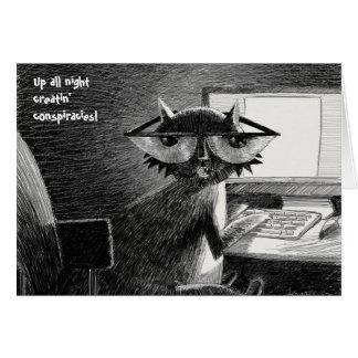 Midnight conspiracy master card