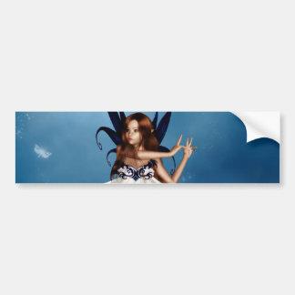 Midnight Dance Bumper Sticker