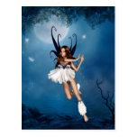 Midnight Dance Postcard