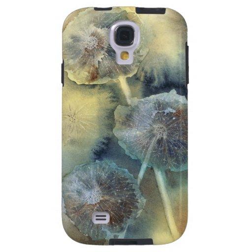 Midnight Dandelion Galaxy S4 Case