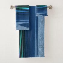 Midnight Dawn Bath Towel Set