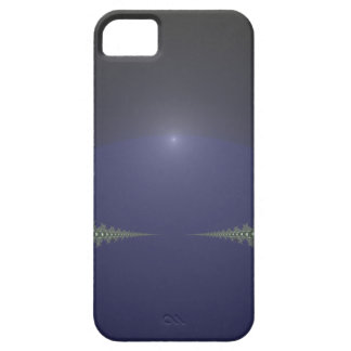 Midnight Dawn Fractal iPhone 5 Covers