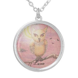 Midnight Eyes Cute Owl Goth Gothic Jewelry