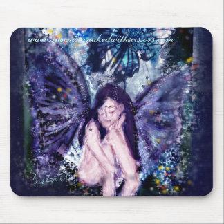 midnight fairy mousepad