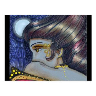 Midnight Fairy Postcard