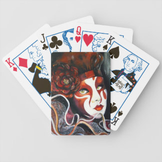 Midnight Festival Bicycle Playing Cards