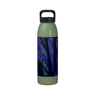 Midnight Forest Water Bottles