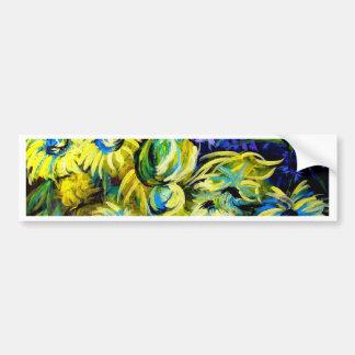 Midnight Garden Bumper Sticker