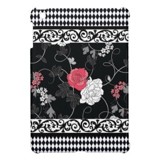 Midnight Garden Cover For The iPad Mini