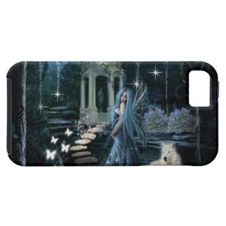 Midnight Garden iPhone 5 Cases