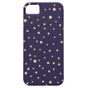 Midnight Glitter iPhone Case iPhone 5 Case