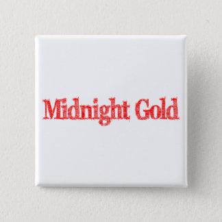 Midnight Gold Button