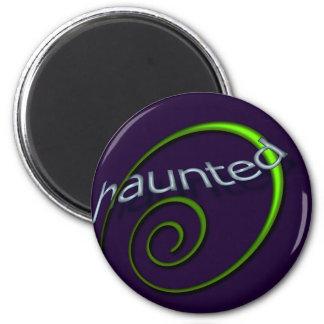 Midnight Haunting Magnet
