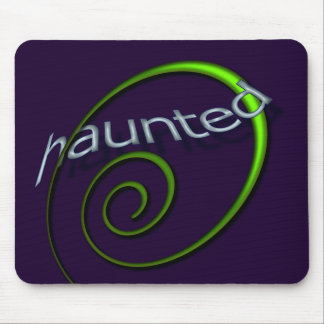 Midnight Haunting Mouse Pad