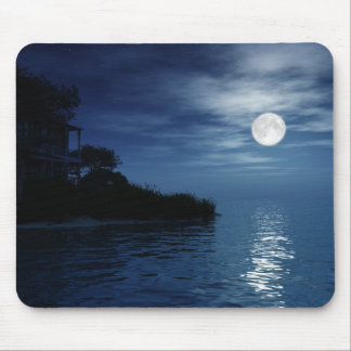Midnight Hour Mouse Pad