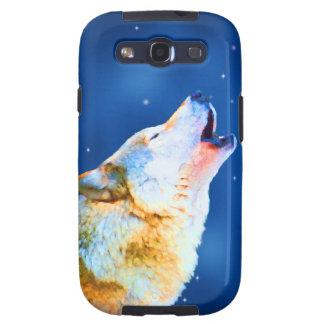 Midnight Howl Samsung Galaxy SIII Case