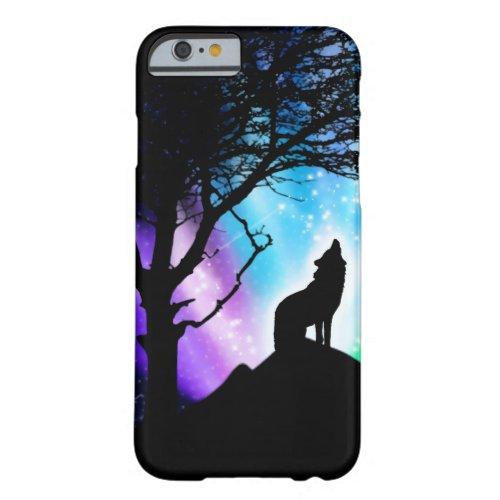 Midnight Howl Phone Case