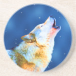 Midnight Howl Coasters