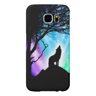 Midnight Howl Samsung Galaxy S6 Case