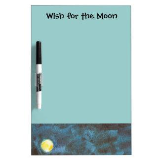 Midnight in Bethlehem Dry-Erase Board